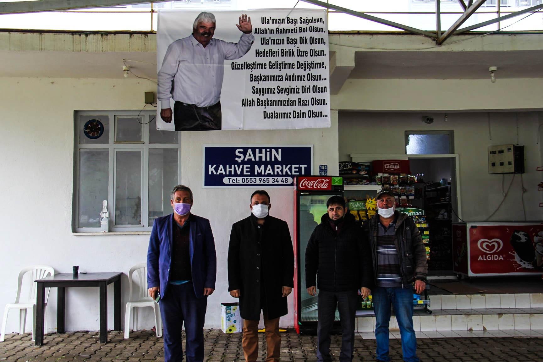 Belediye Başkanımız Sn. Mimar Özay Türkler Yeşilçam ve Yaylasöğüt Mahallelerimizde Muhtarlarımızla Birlikte İncelemelerde Bulundu