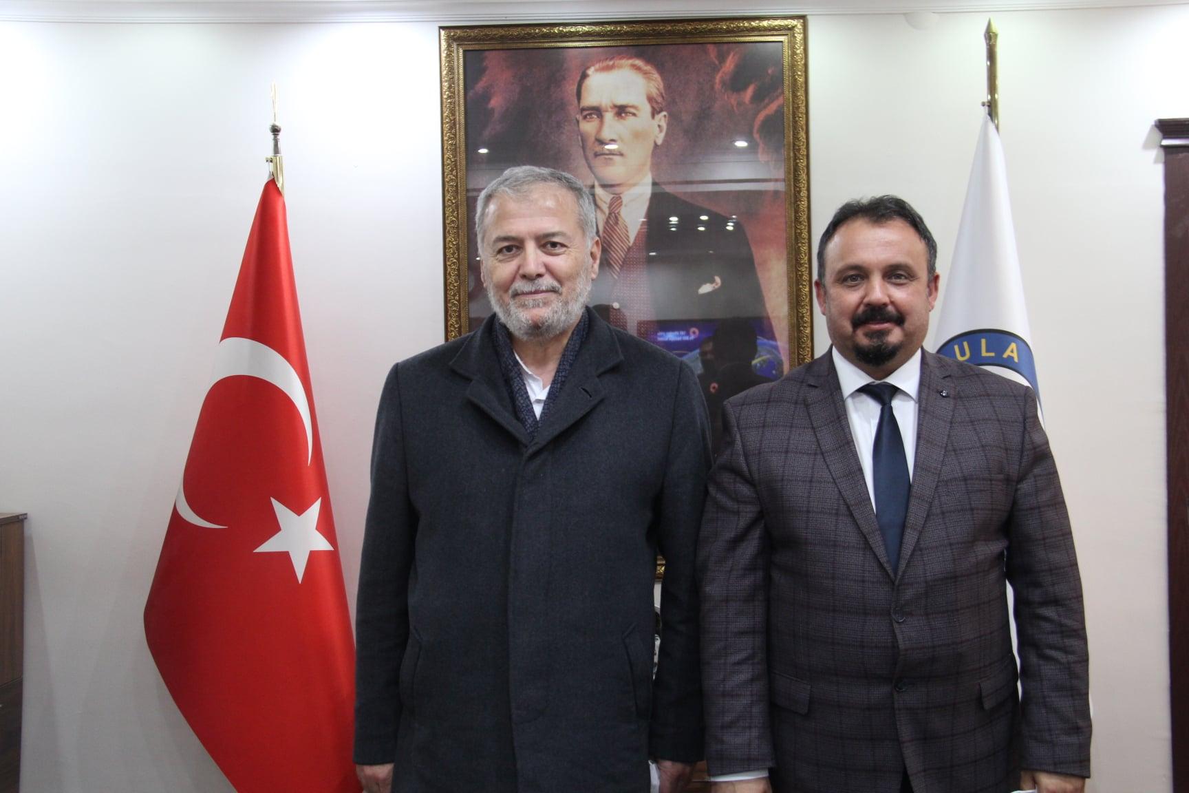 23. Dönem Ak Parti Muğla Milletvekili Sn. Dr. Mehmet Nil Hıdır Ziyaretimizde Bulundu