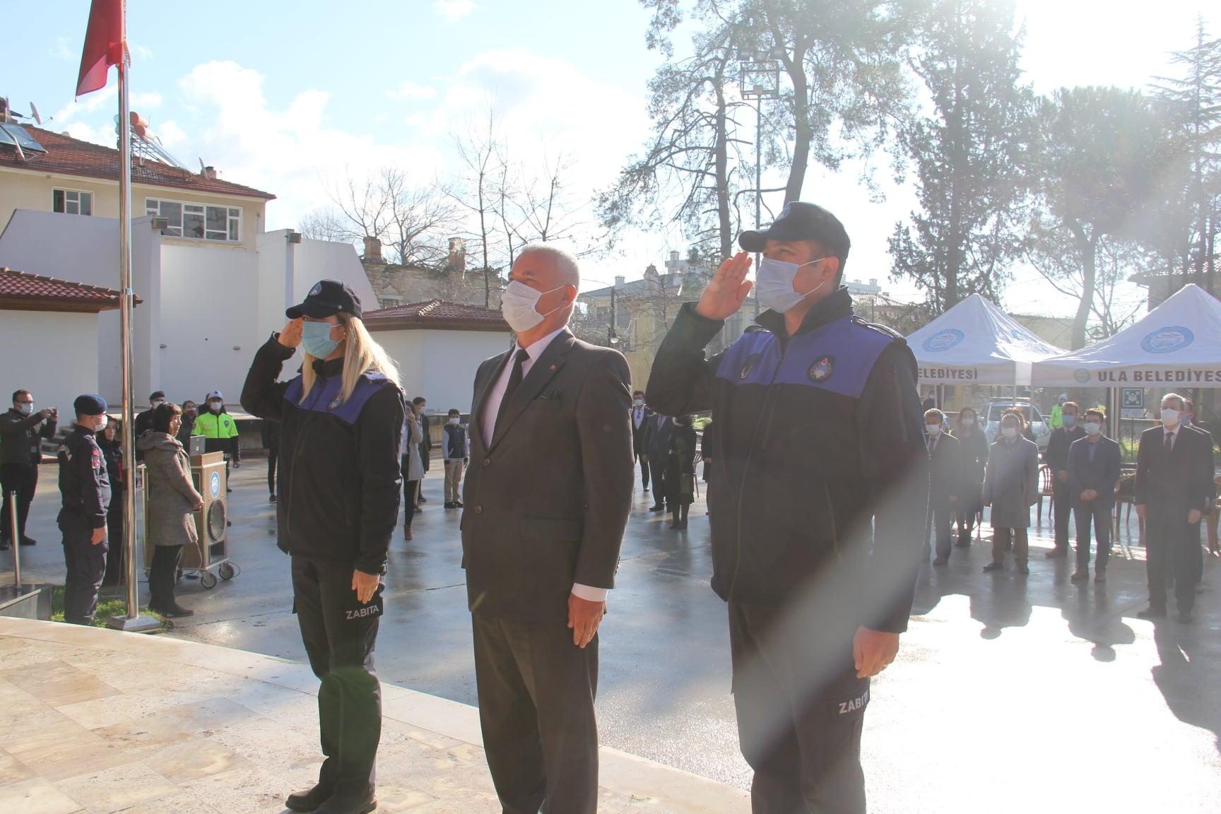 18 Mart Çanakkale Zaferinin 106. Yıl Dönümü Kutlandı