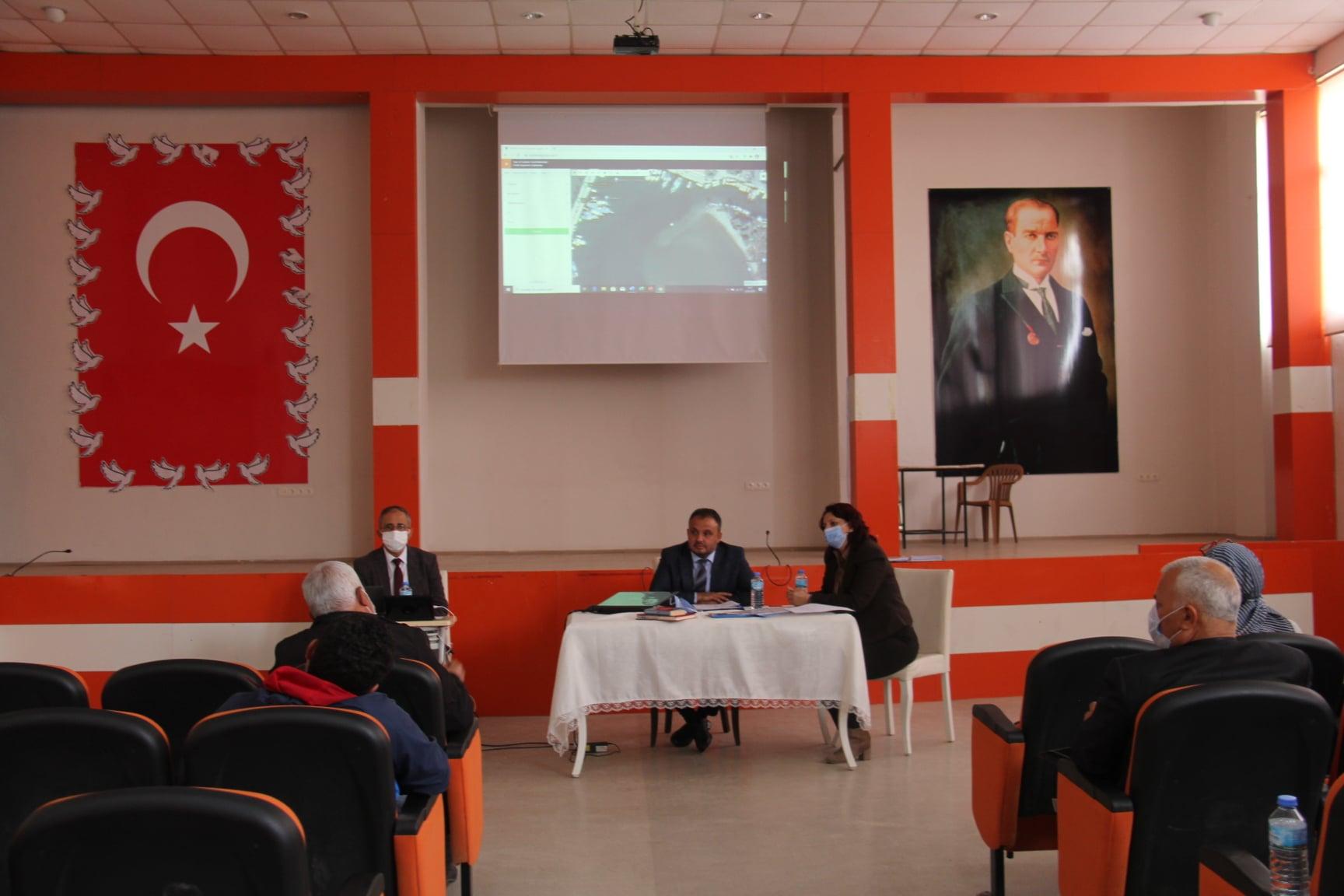 Belediyemiz Meclisi Olağanüstü Gündemiyle Belediye Başkanımız Sn. Özay Türkler Başkanlığında toplandı.